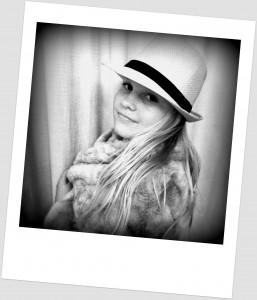 Sadie polaroid