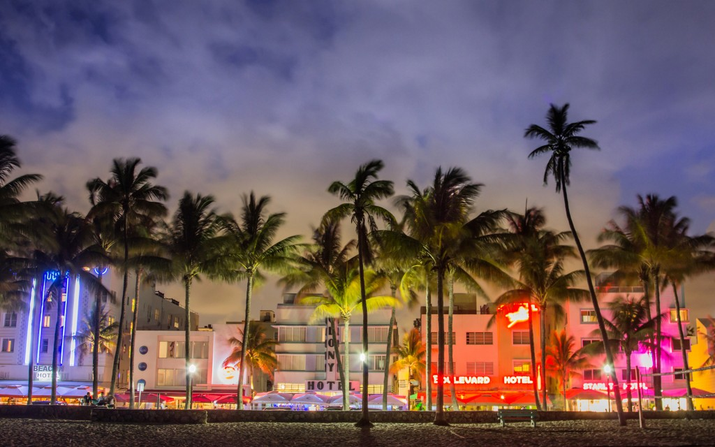 Miami Beach, South Beach, Florida